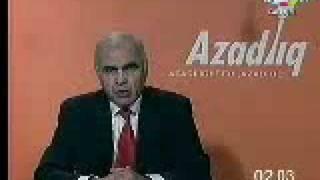 Cavanshir Quliyev Müsavat -aztv1seçki 2005