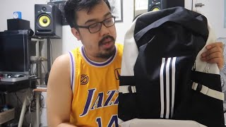 ADIDAS SYSTEM BACKPACK   BEST DURABLE ADIDAS BAG!   SYS BP 30