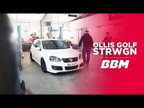 Hallo STRWGN! | Olli's Golf bekommt ein KW-Fahrwerk by BBM
