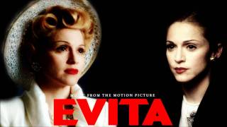 Evita Soundtrack - 06. Another Suitcase In Another Hall