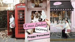 Video: Kerstshoppen in Londen