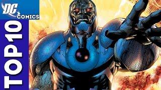 Top 10 Darkseid Moments