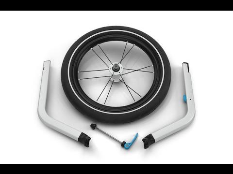 Набор для бега к коляске Thule Chariot Jogging Kit