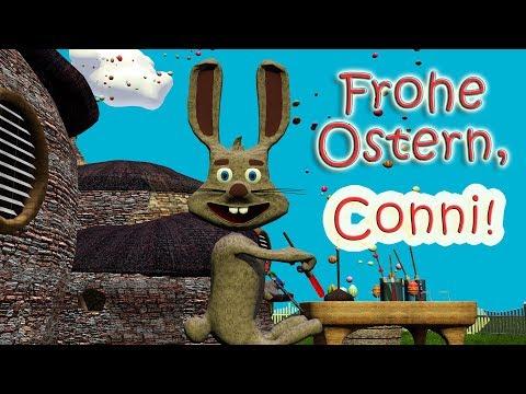 Frohe Ostern, liebe Conni! - Das lustige, personalisierte Osterlied