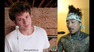 Attention – Charlie Puth | Lawrence Park Duet
