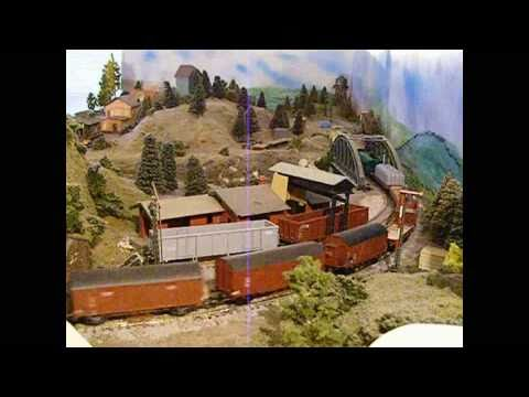 Model Railways Track Plans – TT scale