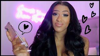 Online SPEED DATING During Quarantine on Dating App | Jayla Koriyan 💕
