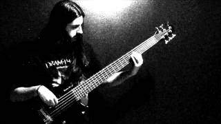 Dream Theater - Vacant (Bass Cover)