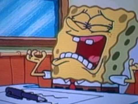 Spongebob's First Time Having Sex