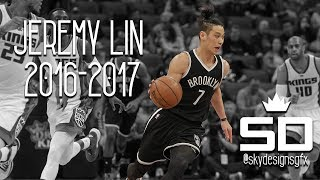 Jeremy Lin Official 2016-2017 Season Highlights // 14.5 PPG, 5.1 APG, 3.8 RPG