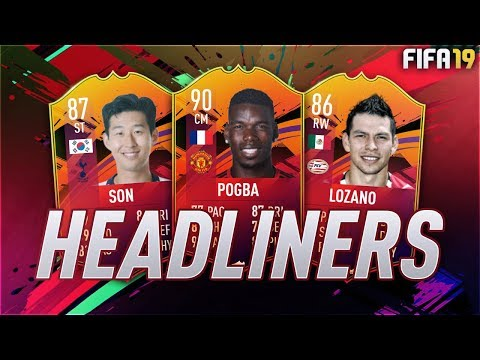 INSANE NEW HEADLINERS PROMO! - FIFA 19 Ultimate Team
