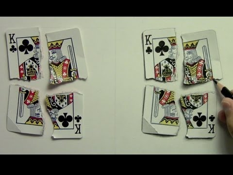 Realism Challenge #3: Playing Card