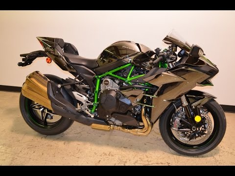 2015 Kawasaki Ninja H2! Mainland's First Impressions And Overview!