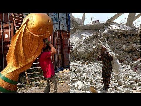 Το συγκινητικό βίντεο για τη Συρία και το Μουντιάλ (vid)