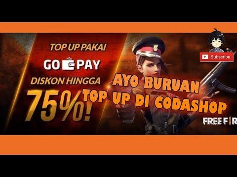 DIAMOND MURAH DI CODASHOP - FREE FIRE INDONESIA
