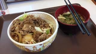 すき家ロカボ牛丼&牛丼ライト