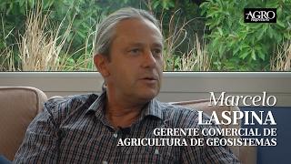 Marcelo Laspina - Gerente Comercial de Agricultura de Geosistemas
