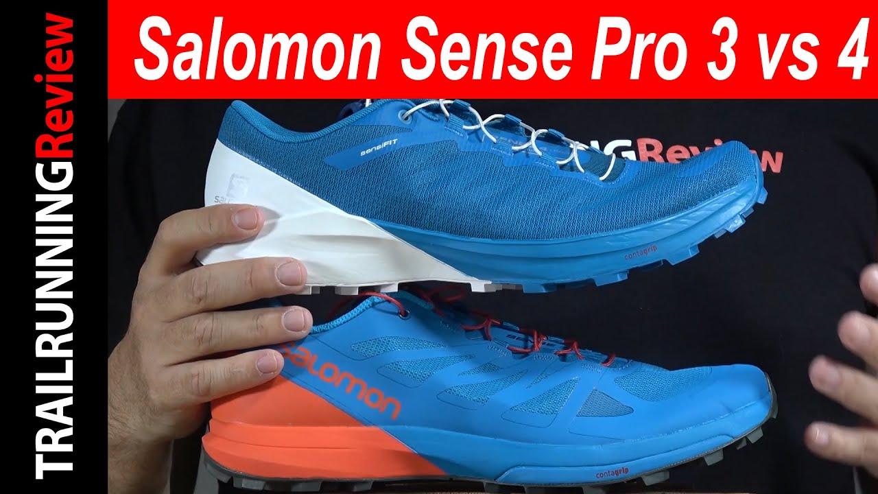 Salomon Sense Pro 4
