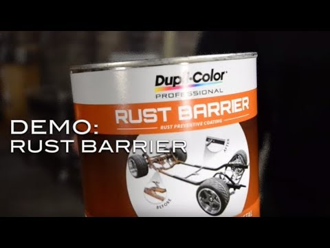 Rust Barrier from  Dupli-Color