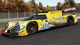 Project CARS 2: Ligier JS P2 - Nordschleife  5:57.280 with G29