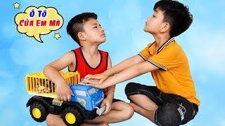 Bạn Đến Chơi Nhà - Dạy Bé Phép Lịch Sự ♥ Min Min TV Minh Khoa