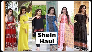 😍SheIn_ First Time Ever- SheIn Indian Shopping Haul -Waste or Worth?? 🙄Super Style Tips