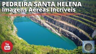 ???? PEDREIRA Santa Helena - Sorocaba/Votorantim - Imagens aéreas incríveis voando Drone DJI Mini 2 FPV