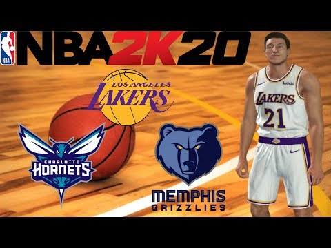 NBA 2K20 My Career Online (NBA 2K20 PS4 Gameplay Ep.2)