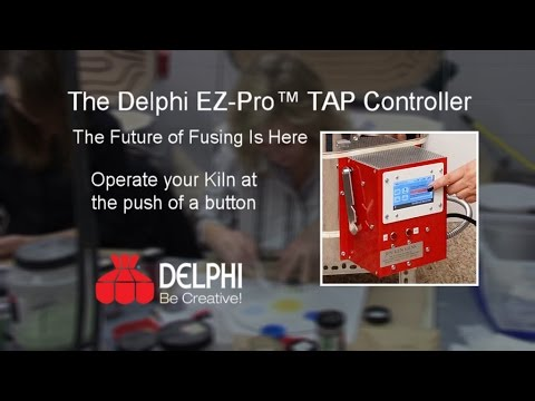 Delphi EZ Pro TAP Controller - Home Screen & Menu Overview