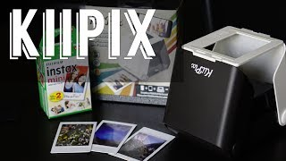 KiiPix Smartphone Picture Printer: Review and Tutorial