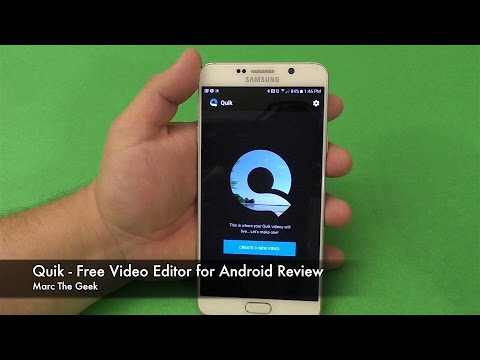 Quik: Free Video Editor for Android Review