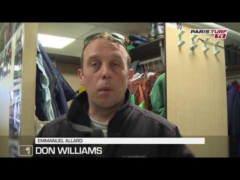 Quinté jeudi 21/02 : «Don Williams (n°1) n'est pas prêt»