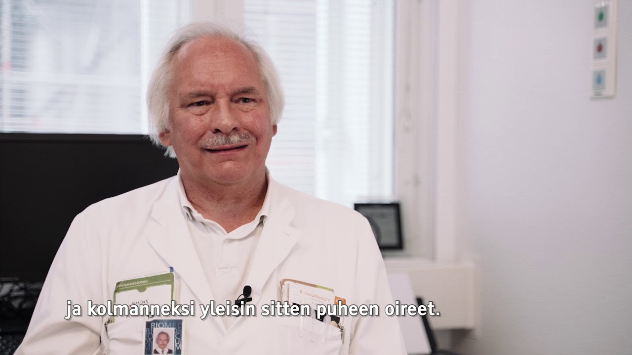 Hannu Laaksovirta: Mikä on ALS-tauti ja mistä se johtuu?
