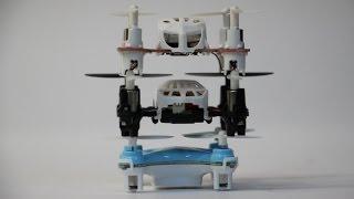 3 микро квадрокоптера, Cheerson CX 10,CX 11, Eachine H1
