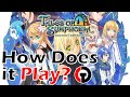 Tales Of Symphonia Dawn Of The New World wii Demonstrat