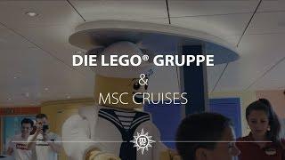 MSC Cruises: Kreativer Spaß für Kids - LEGO®