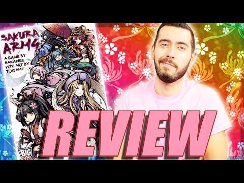 Review- Sakura Arms
