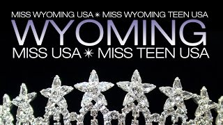 Autumn Schieferstein Miss Wyoming Teen USA 2017 Crowning