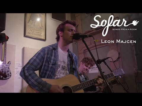 Leon Majcen - Bars, Beds & Cards | Sofar Gainesville
