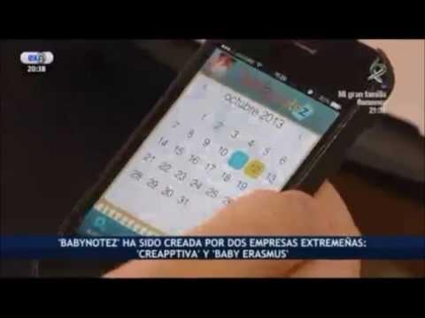 App Baby Erasmus Noticias Extremadura