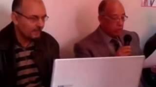 كلمة رئيس منظمة التضامن الجامعي الاستاذ عبد الجليل باحدو