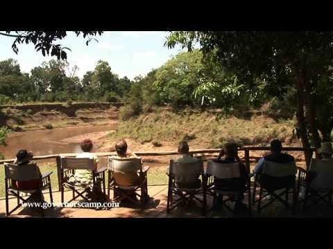 Governors Camp, Masai Mara Kenya