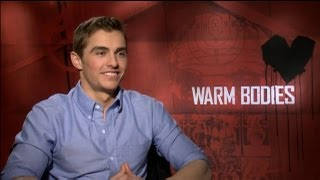 Тёпло наших тел, Dave Franco - Warm Bodies Interview