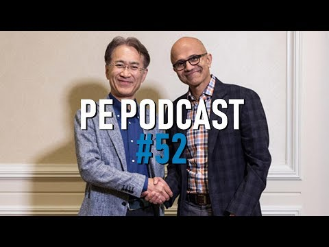 PE Podcast #52 - Super Mario Maker 2 | MS & Sony Team up | Switch Tops PS4 in Japan