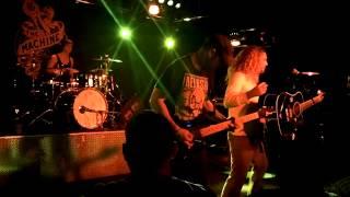 Boy Hits Car-Erifsievol@The Machine Shop(Embrace the Fire tour 2012)