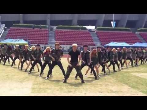 [Dance] 칼군무 끝판왕!! 서울종합예술학교의 레전드 댄스 영상