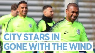 CITY BEGIN PREPARATIONS FOR THE CHAMPIONS LEAGUE | TRAINING | MAN CITY