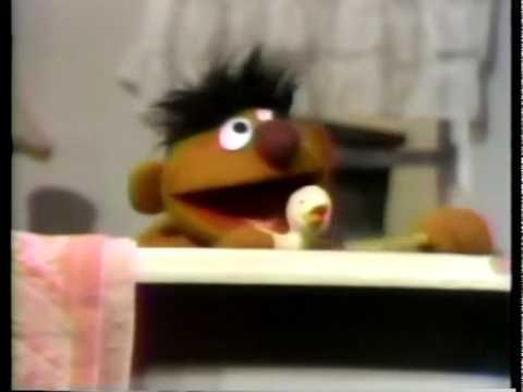 Classic Sesame Street - Rubber Duckie (Original Version)
