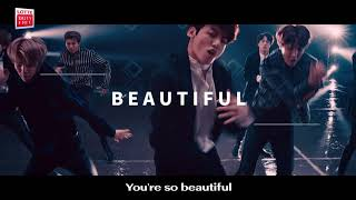 """[ENG] LOTTE DUTY FREE x BTS M/V """"You're so Beautiful"""""""