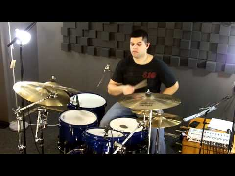 Paramore - Ignorance ( Drum Cover of Zac Farro )